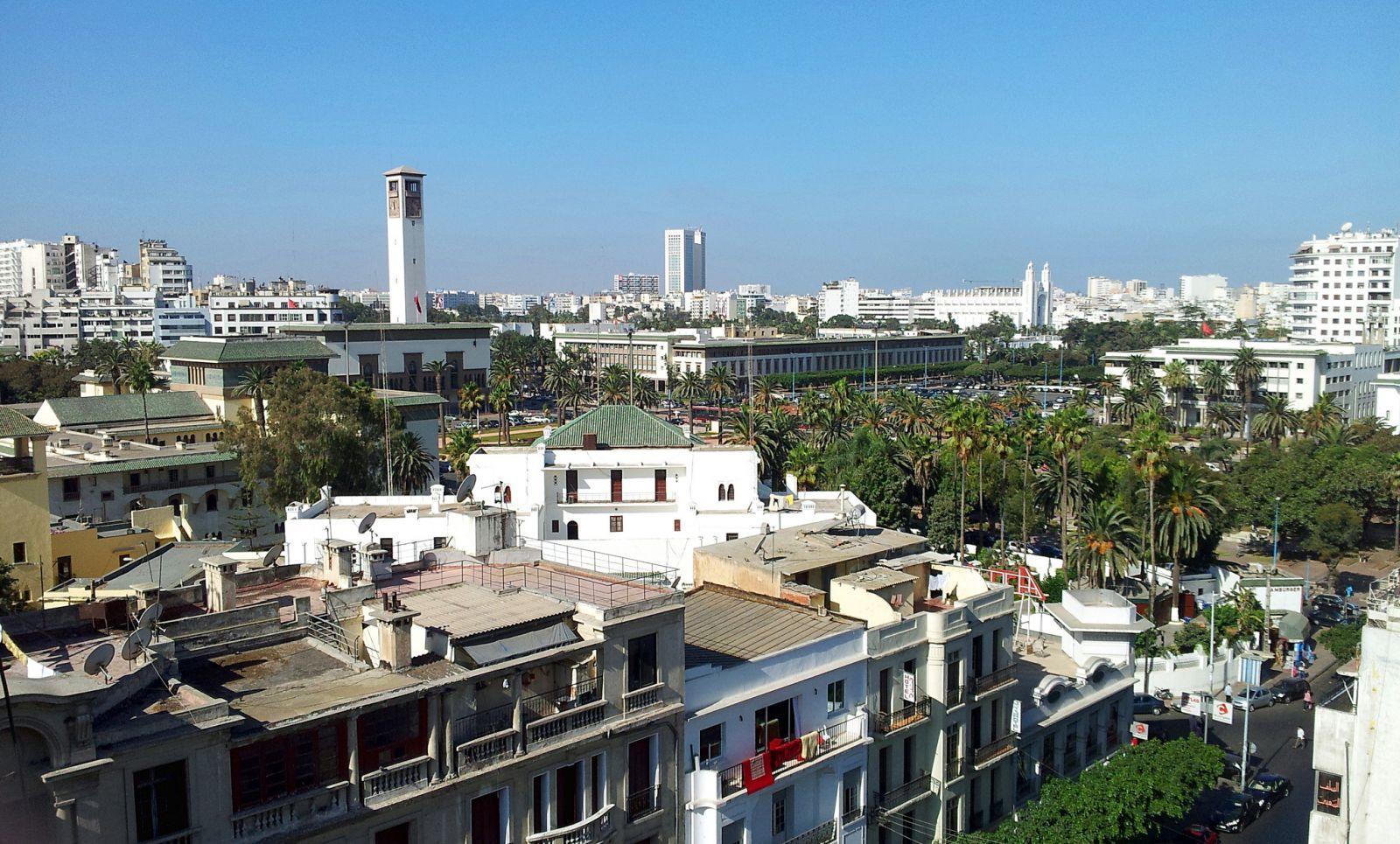 bf4e46901ea8e4 La borsa di Casablanca è inoltre la quarta piazza finanziaria africana per  importanza e qui si concentra il 30% della rete bancaria marocchina.